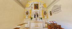 Immagine del virtual tour 'Chiesa di Sant'Antonio abate - sec. XVIII'
